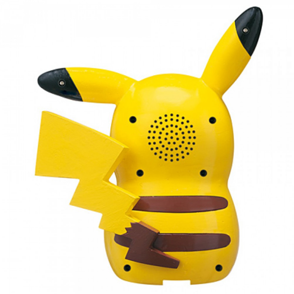 pokemon pikachu talking alarm clock by seiko condtion new brand seiko ...