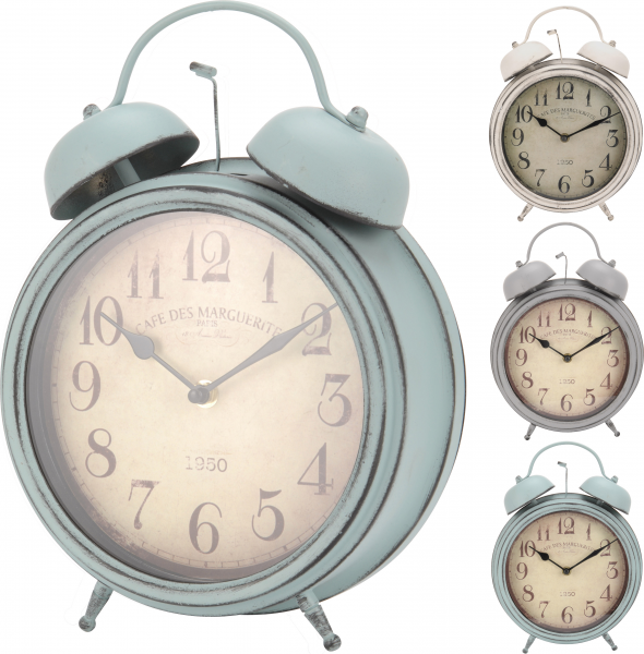 Vintage Look Alarm Clock 38