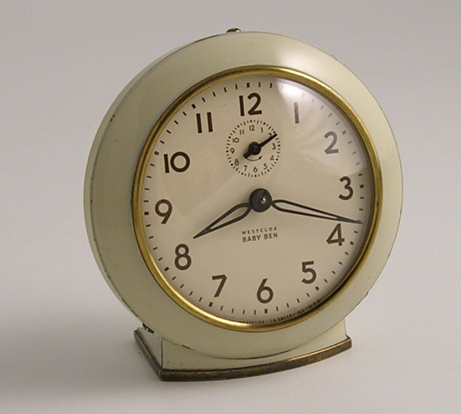 Vintage Look Alarm Clock 55