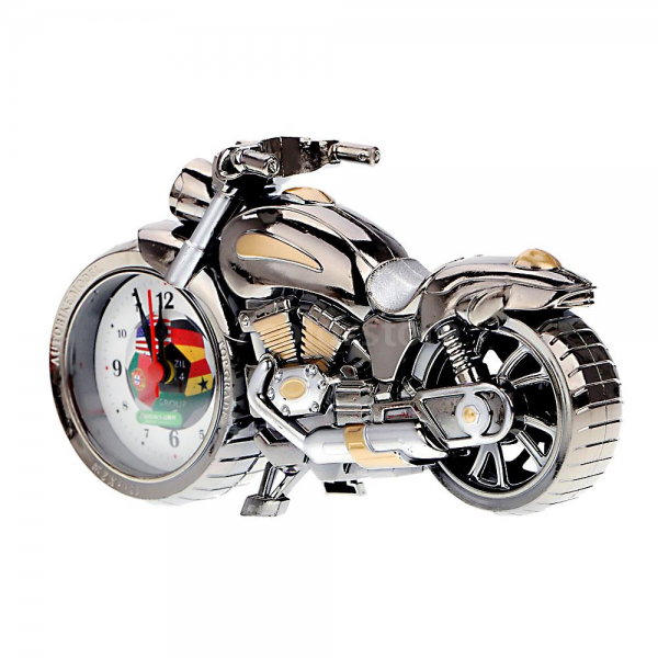 ... Motorcycle Shape Alarm Clock Home Decoration Cool Motorcycle Model