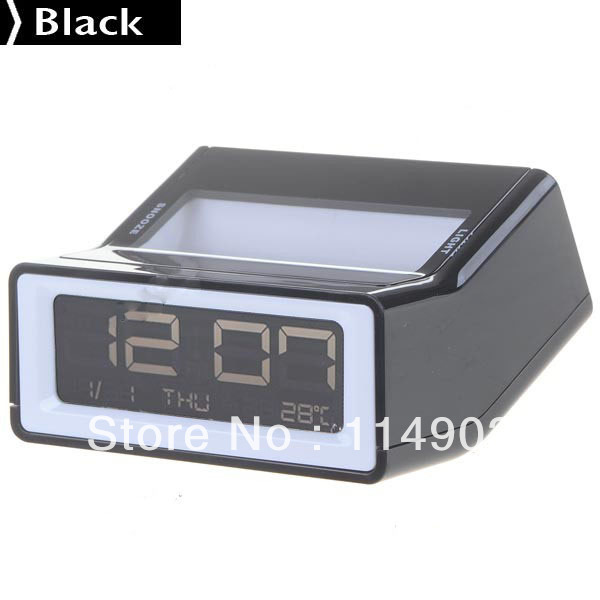 Lovely-LED-Mini-Electric-Clock-Lovely-Pig-Nose-Style-Small-Alarm-Clock ...