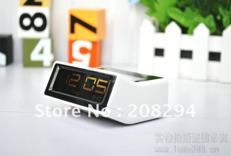 ,2pcs/lot Mini alarm clock,Simple fashion creative Electronic clock ...