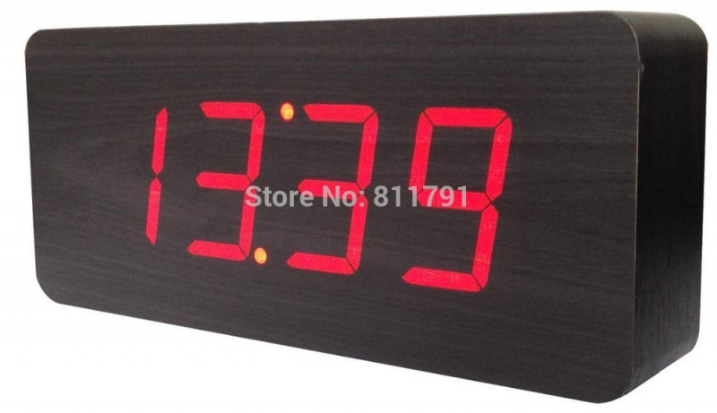 Home-Big-numbers-Digital-Clock-red-backling-Top-Quality-Alarm-Clocks ...