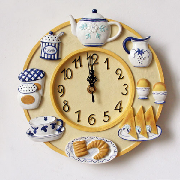... Clock / European-Style Wall Clock / Kitchen Wall Clock / Mute Specials