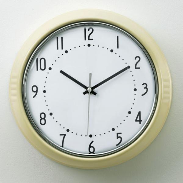 Retro Kitchen Wall Clock Kitchen Wall Clocks Www Top Clocks Com