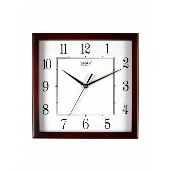 Home DECOR > Clocks > Wall Clocks > Square shaped wall clock