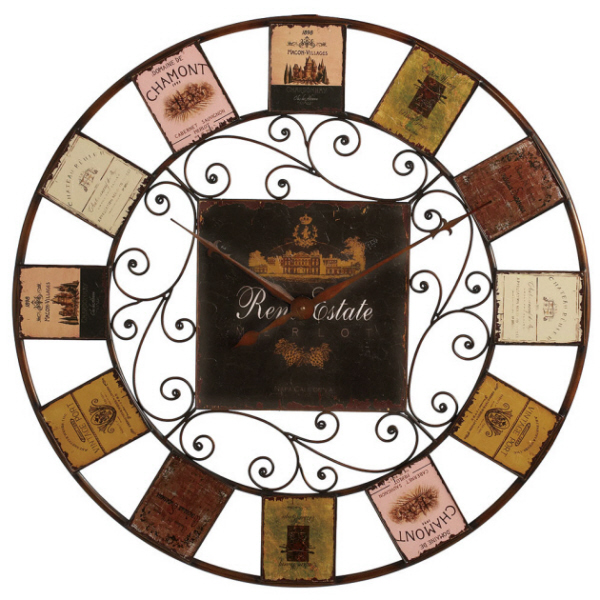 ... large oversized custom wall clocks which make great gifts for the