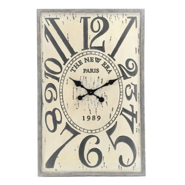New Era Paris Clock- 1920's style | ? Decoraties | Pinterest
