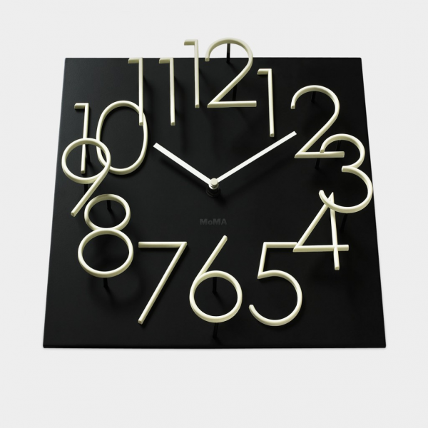 Glow In The Dark Wall Clock | HolyCool.net