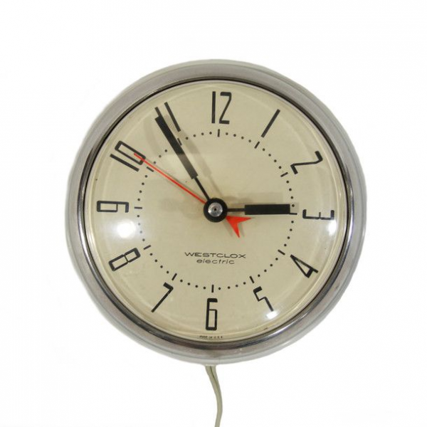 Teacup Kitchen Wall Clock