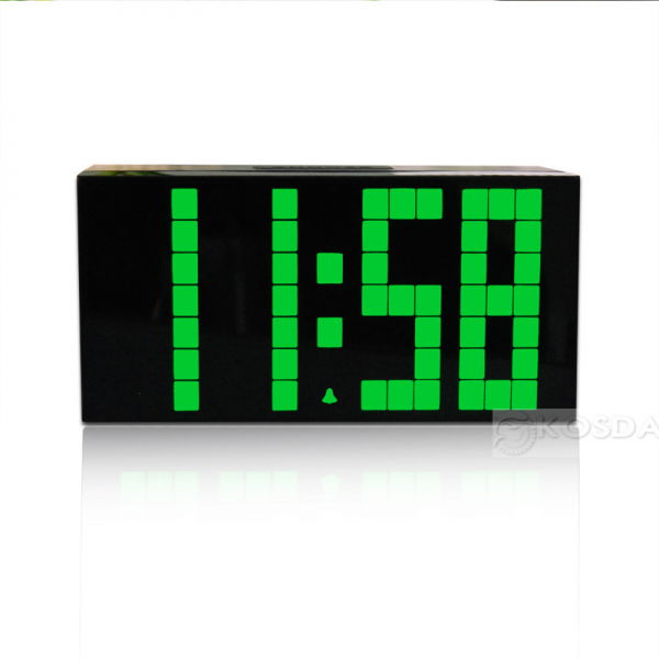 Free Shipping Best Digital Clock/Wall Clock /Battery Operated Clock On ...