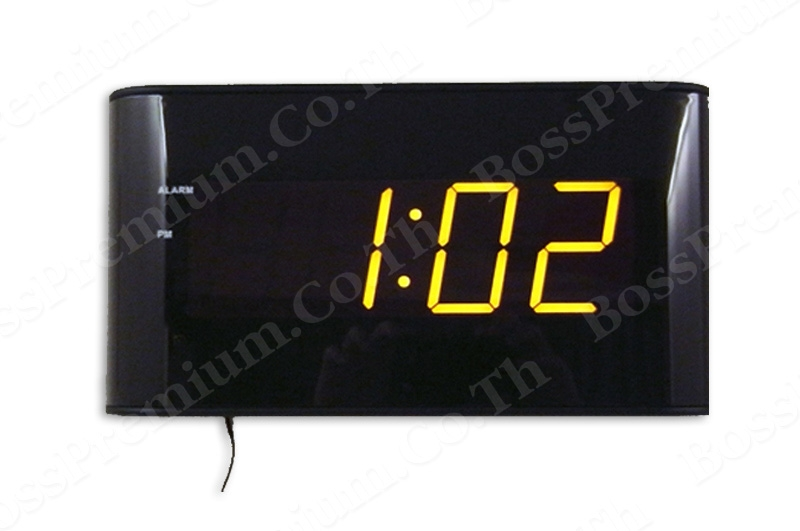 The gallery for led digital wall clock Digital led wall clock