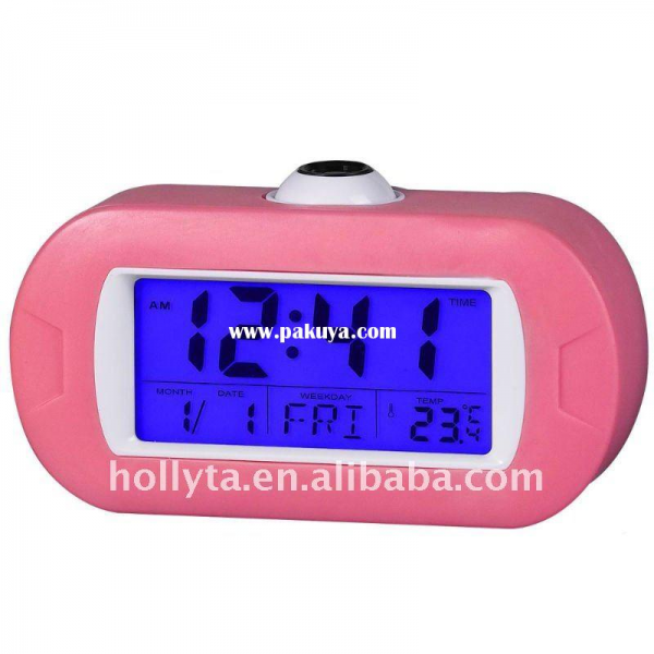Digital Projection Clock , Manufacturers from Shenzhen Hollyta ...