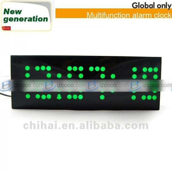 ... Digital Wall Time Clock The Extra Large Wall mountable Digital Clock