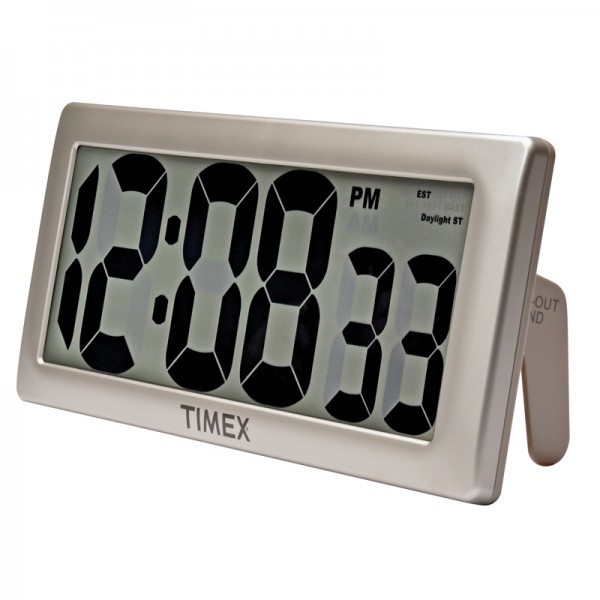 You're reviewing: 13.5 Timex Intelli-Time Digital Clock 75071T
