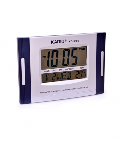 Buy Quartz Digital Wall Clock Square @ Best Prices | Snapdeal