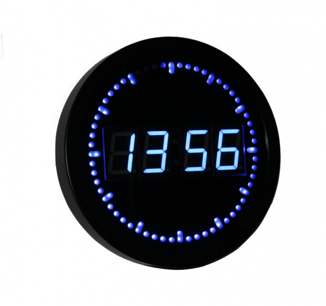 Digital alarm wall clocks digital wall clocks www top Digital led wall clock