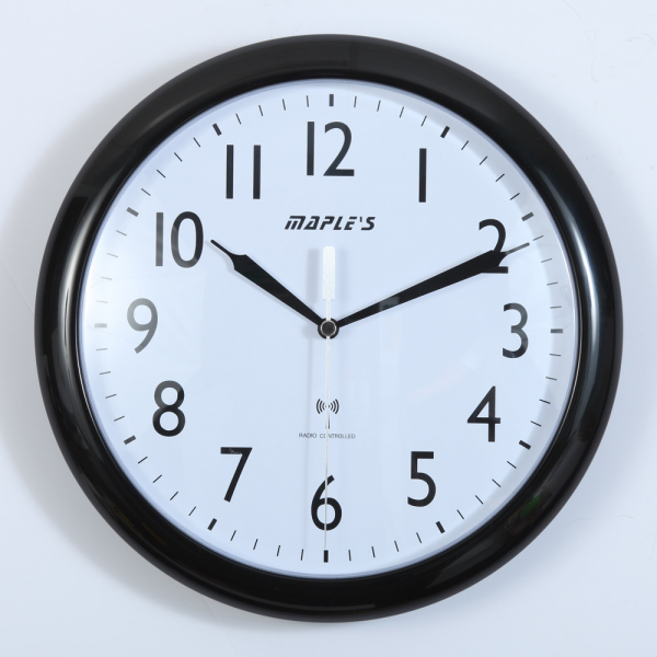 10 Radio-controlled Wall Clock - Radio-controlled (Atomic) Clock