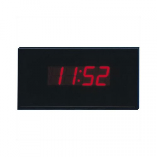 Peter Pepper 4 Digit Electronic Wall Mounted Digital Clock: Decor ...