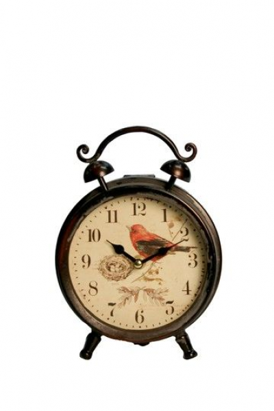 Bird Table Clock. | I Want That! (I Wish...) | Pinterest