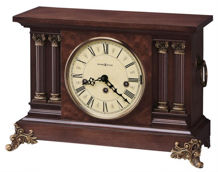 Howard Miller Circa Antique-Styled Mantel Clock 630212