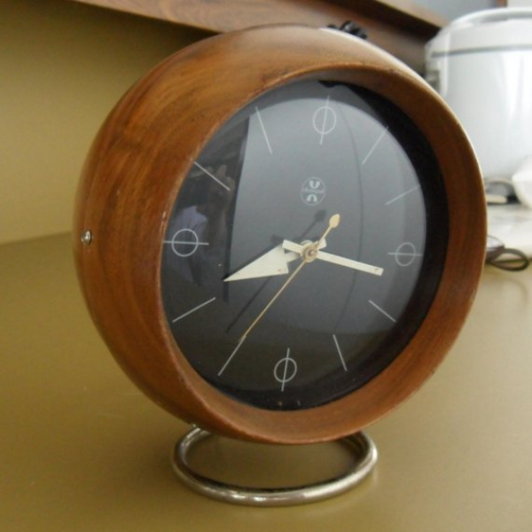 Vintage Chronopak Clock by George Nelson for by Mountainshadowsmod