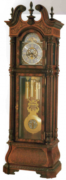 Antique Grandfather Clocks Howard Miller | Vintage Watches