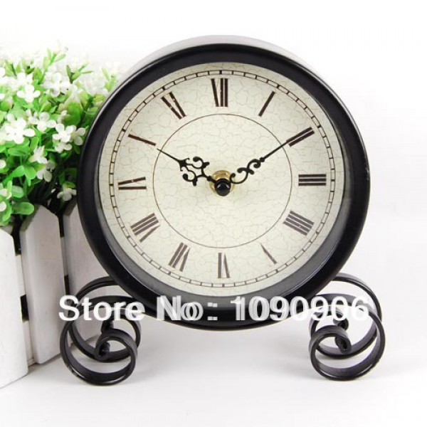 Small Desk Clocks Promotion-Online Shopping for Promotional Small Desk ...