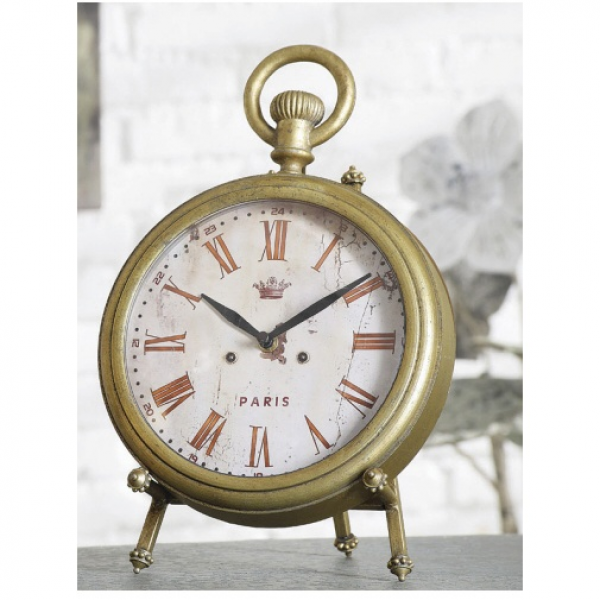 44.99 - Pocket Watch style desk clock | home | Pinterest