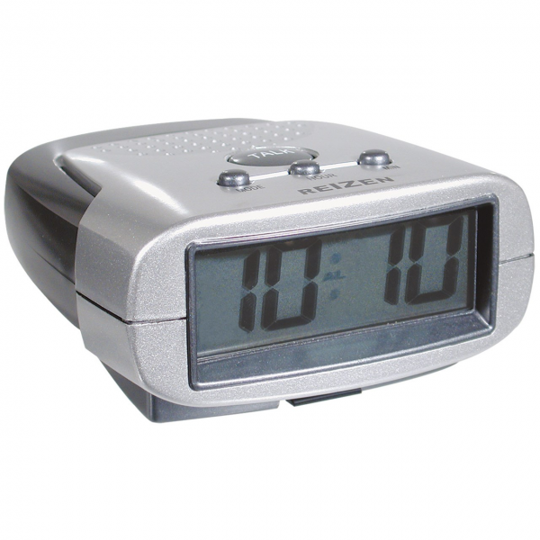 VISION / Clocks / Reizen Big LCD Talking Clock