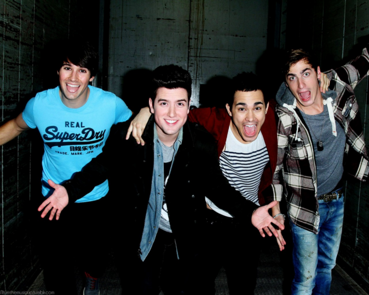 Big Time Rush Big Time Rush