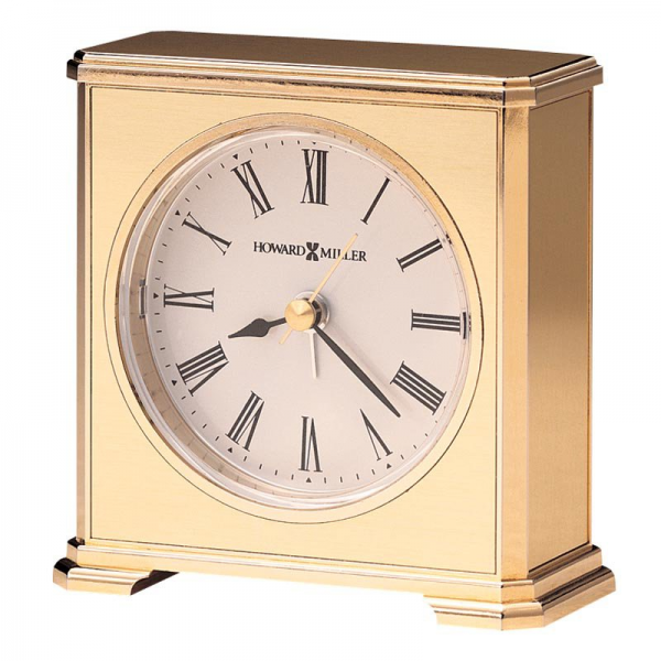 Howard Miller Camden Desktop Clock - Alarm Clocks at Hayneedle