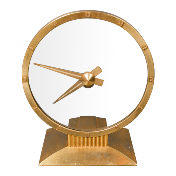 Jefferson Magic Clock at 1stdibs