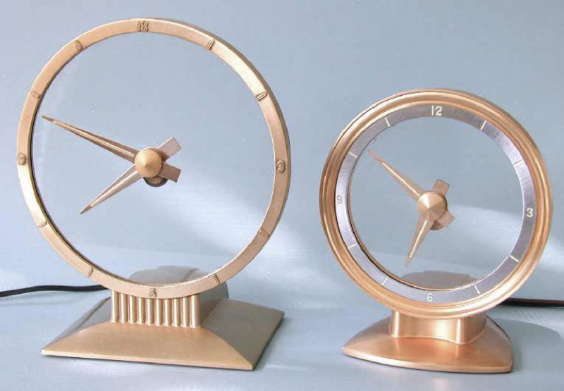 Jefferson Electric Clocks