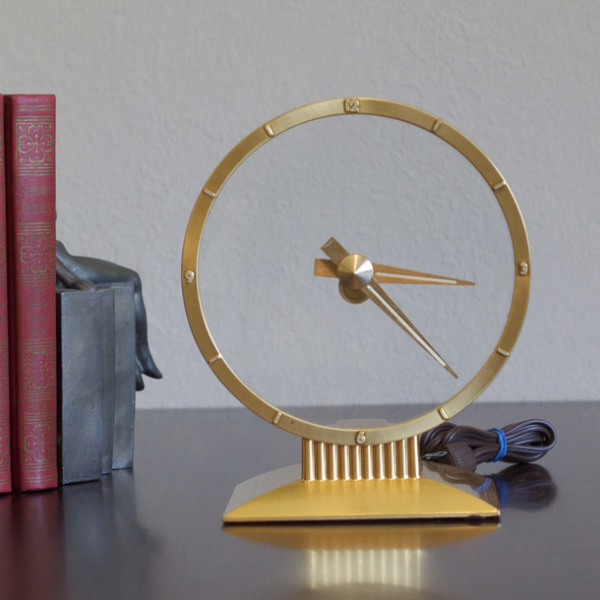 Jefferson Mystery Clock by Jefferson Electric Co. | Fab.com
