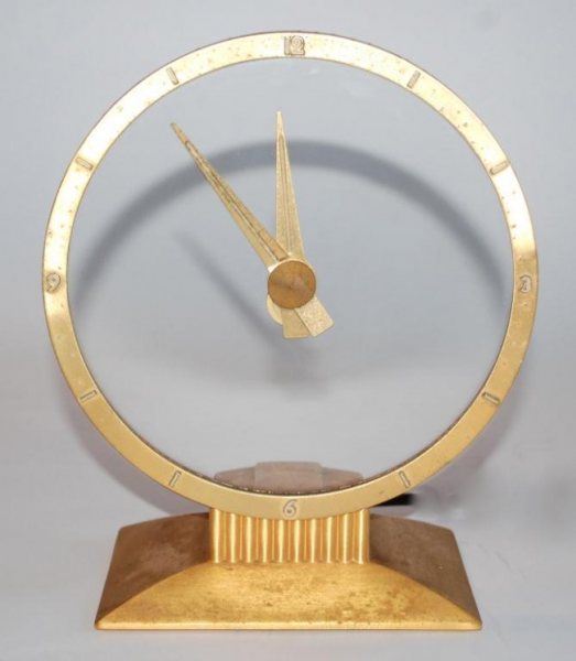 161A: Jefferson Golden Hour Mystery Clock