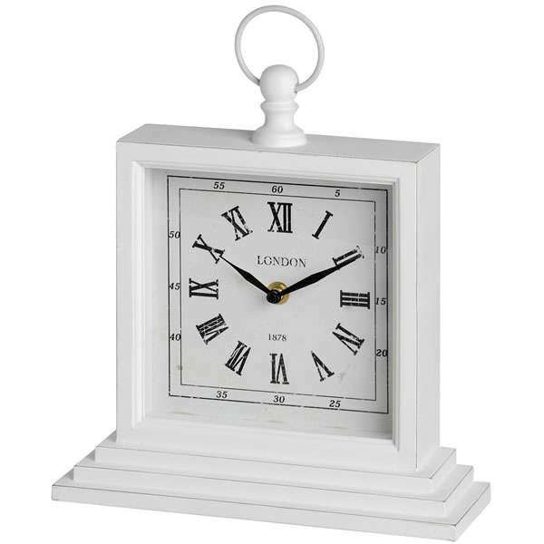 Square London Table Clock (1148) | Mantel And Table Clocks | Wholesale ...