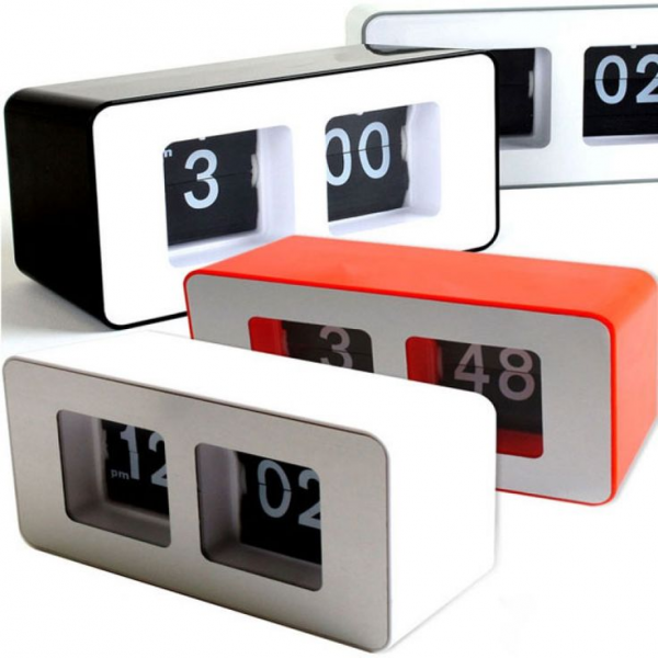 Retro Flip Clock | Cucko Cucko Clocks | Pinterest