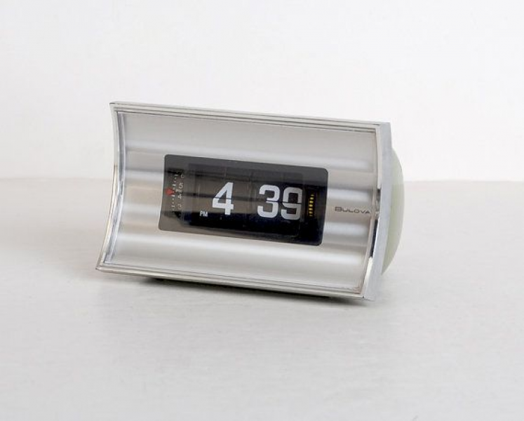 Vintage Digital Flip Alarm Clock | Watches and Clocks | Pinterest