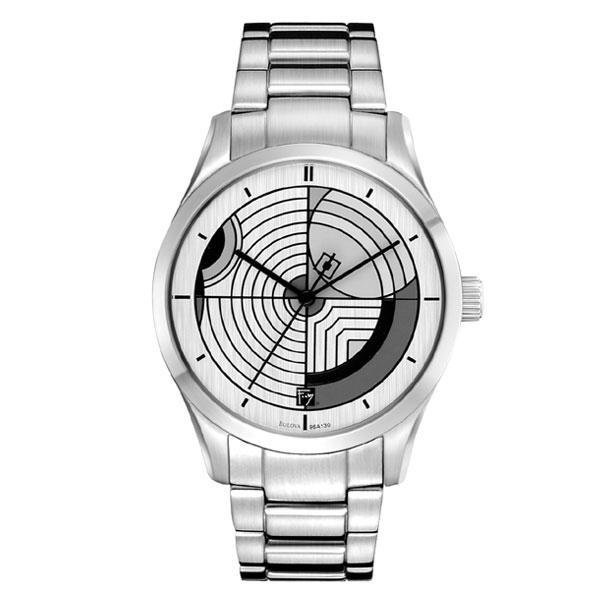 Reeds Jewelers - Bulova Frank Lloyd Wright Hoffman House Watch $112.50