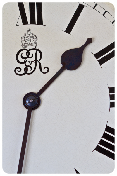 clock is an unusual eight day fusee double sided double dial clock