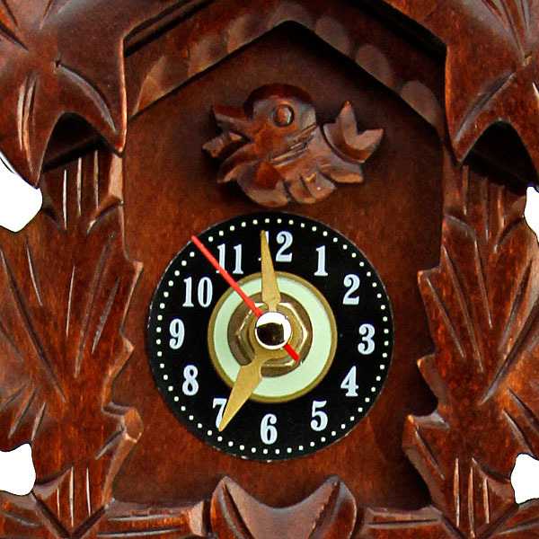 Kassel Small Cuckoo Clock | AtAuction.com