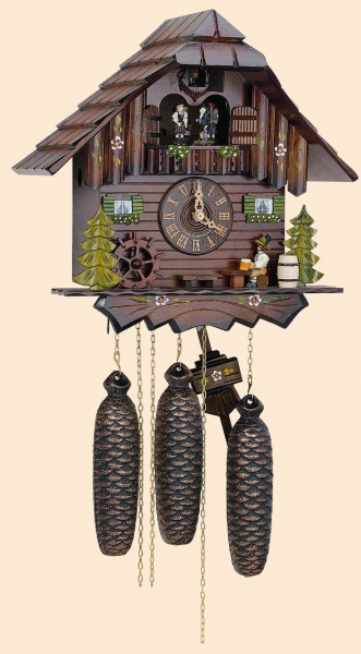 ... Black Forest Real Wood Cuckoo Clock from Germany. The Music House