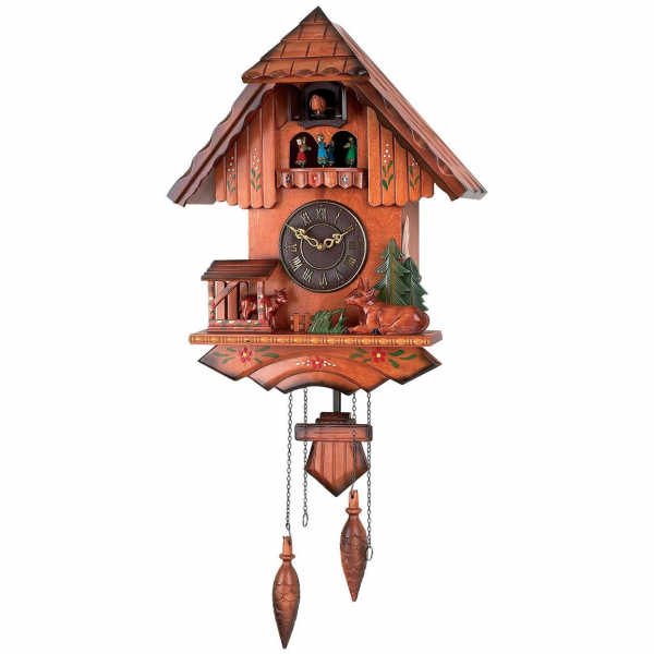Home / Home & Gifts / Home Decor / Clocks / Kassel™ 19 Cuckoo Clock
