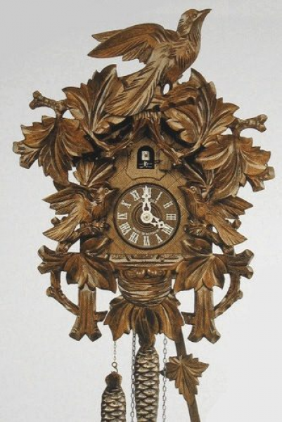 Traditional Cuckoo Clock CCSX472X11