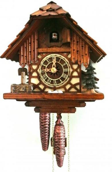 wonderful original cuckoo clock from the black forest new black forest ...