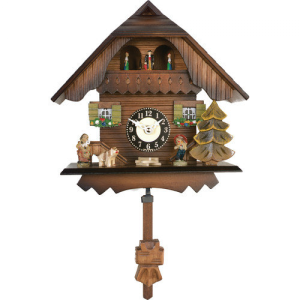 River City Clocks Quartz Movement Cuckoo Wall Clock - Walmart.com
