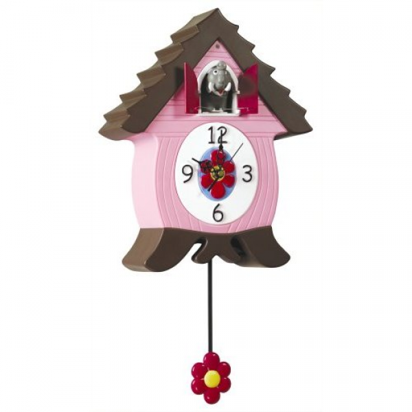 Cuckoo Clock for Kids Wall Clock Elephant Coo Coo Clocks | Kiddos ...