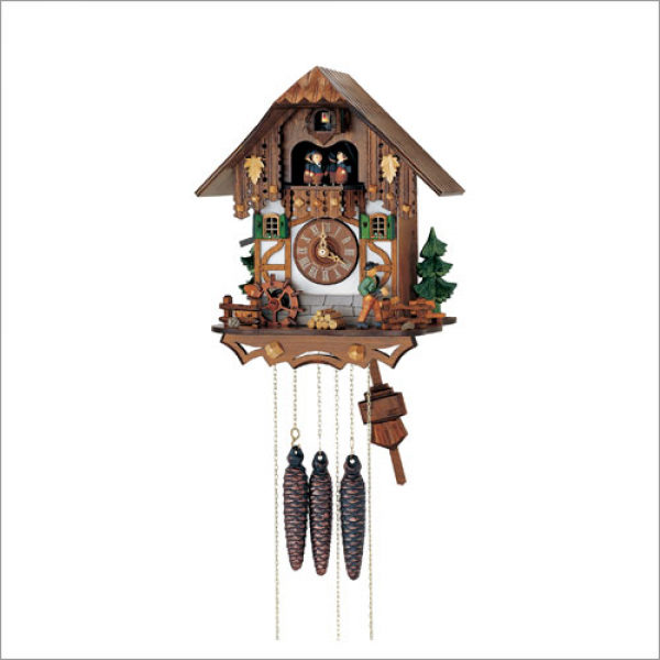 Schneider Black Forest Cuckoo Clock, The Home