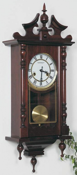 Discontinued - Kassel 15 Day Wall Grandfather Clock - Free Shipping in ...